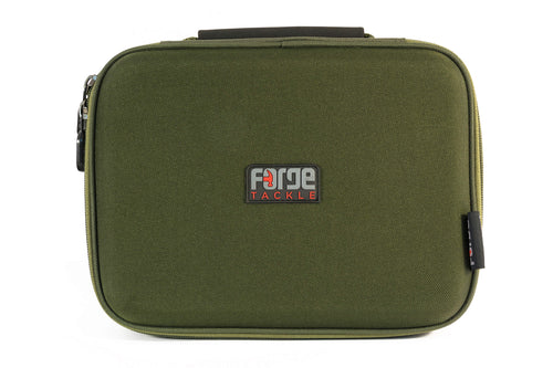 Forge Carp Fishing Tackle Equipment Utility Pouch Hard Case Carp Gear
