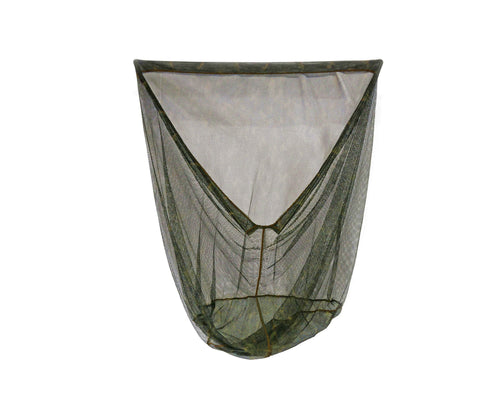Forge Carp Fishing Tackle Equipment Carp Net Spare Mesh Camo 42""