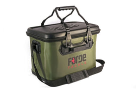 Forge Carp Fishing Tackle Equipment Table Top Bag With Tray Waterproof