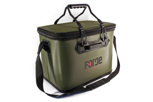 Forge Carp Fishing Tackle All In One Bag EVA Waterproof With Accessory