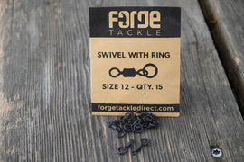 Forge Swivel With Ring - Size 12