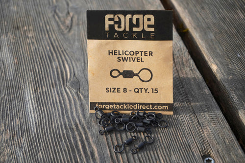 Forge Helicopter Swivel - Size 8