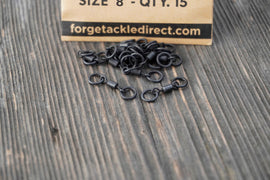Forge Swivel With Double Ring - Size 8