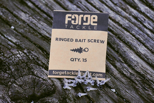 Forge Ringed Bait Screw