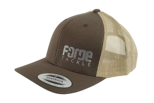 Forge Carp Fishing Tackle Trucker Hat Carp Gear Apparel