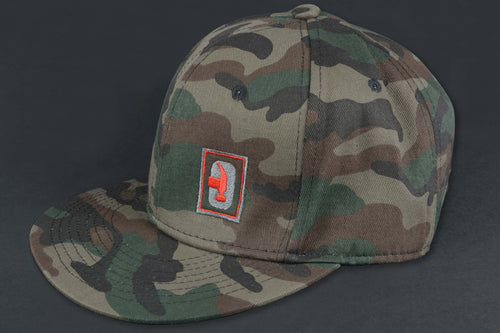 Forge Snapback Camo Hat 3