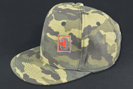 Forge Snapback Camo Hat 5