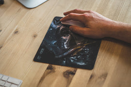 Forge Surface Whisper Mouse Pad