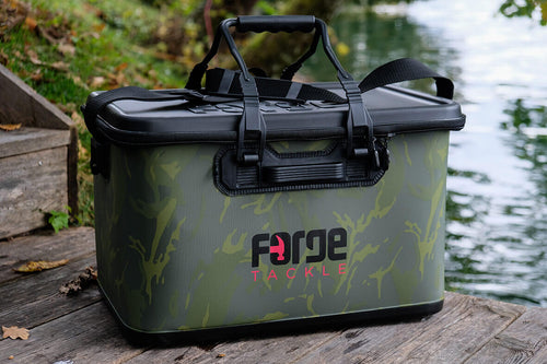 Forge Tackle EVA Table Top Bag XL FRG Camo