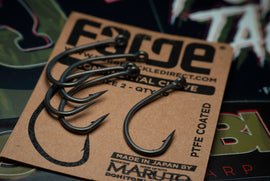 Forge Continental Curve Hooks