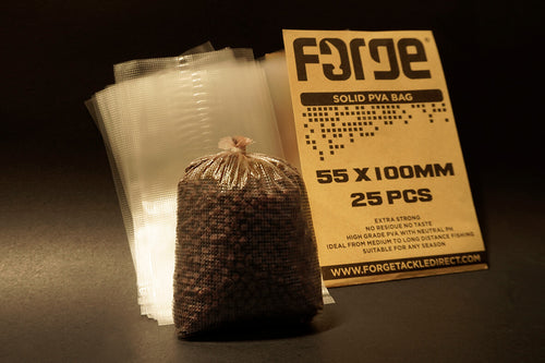 Forge Tackle Solid PVA Bag 55x100mm