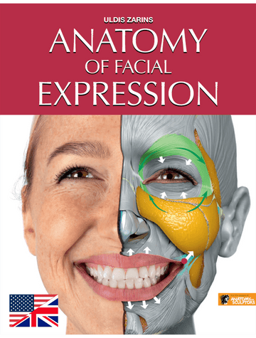 Anatomy of Facial Expression - PDF (e-book) (English)