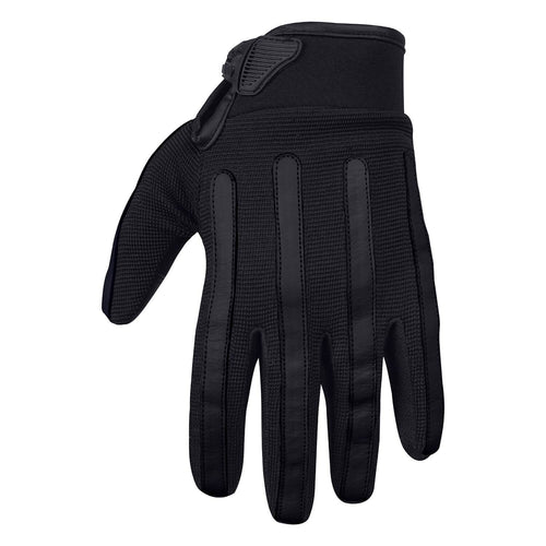 Viking Cycle Panache Riding Black Textile Motorcycle Gloves for Women