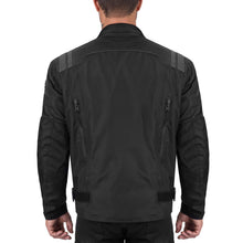 Viking Cycle Ironborn Black Textile Motorcycle Jacket for Men