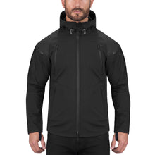 Viking Cycle Incognito Black Textile Motorcycle Hoodie Jacket for Men