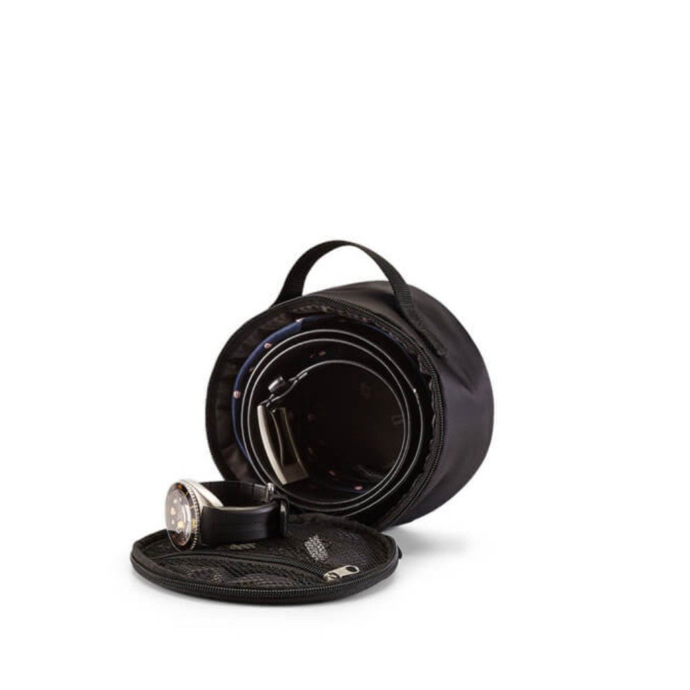 Belt & Tie Travel Case, Lapoche - Upper Notch Club