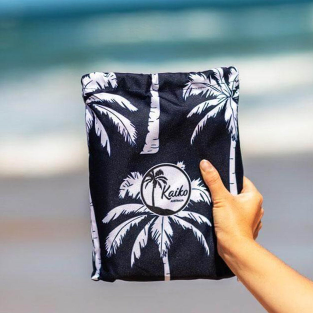 Sand Free Beach Towel, Kaiko, Whitehaven - Upper Notch Club