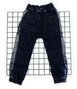 black ripped jeans for kids buy online