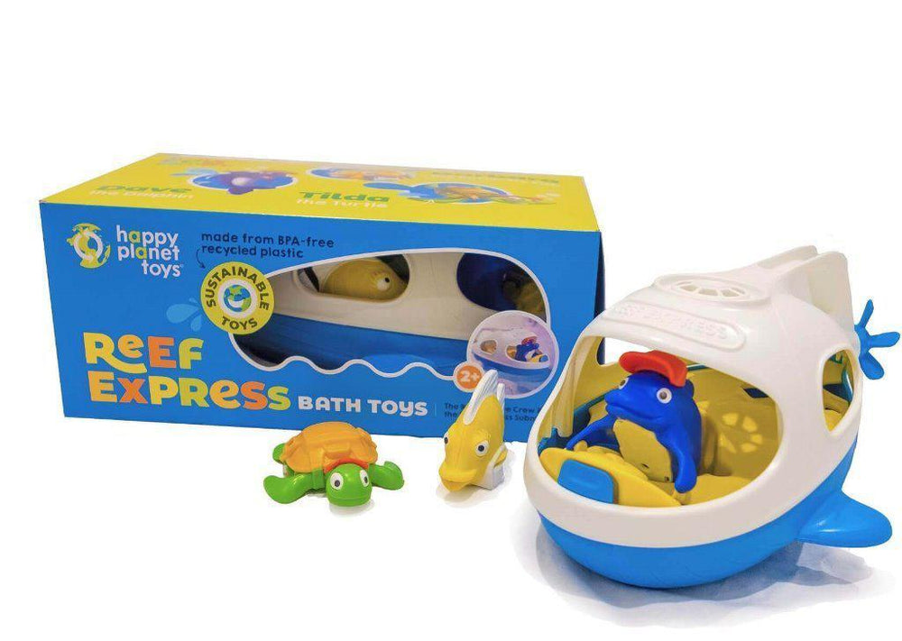 non toxic toddler bath toy set