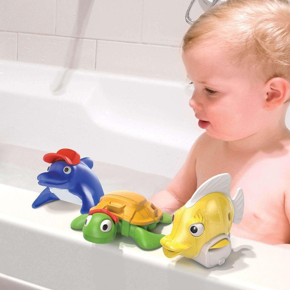 animal toddler bath toys