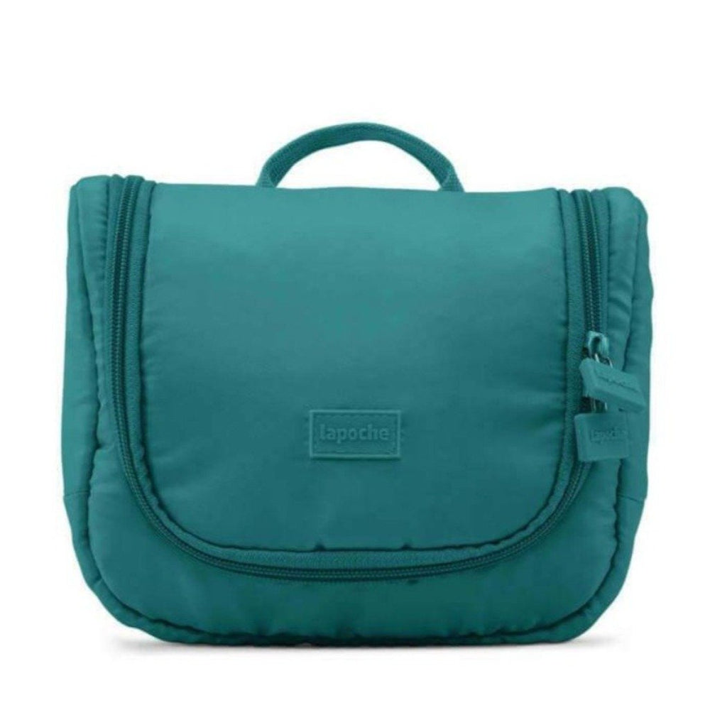 toiletry bag teal colour organiser