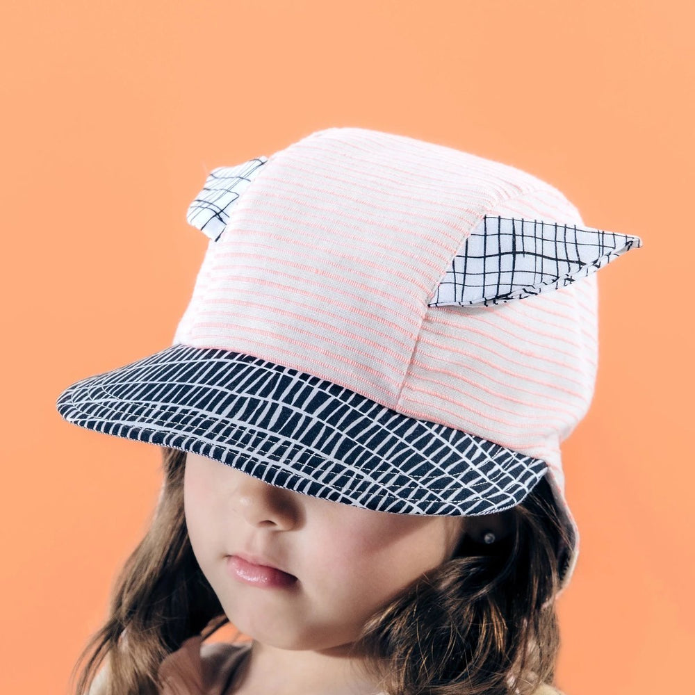 Kids' Sun Hats, Myz the label, Pink