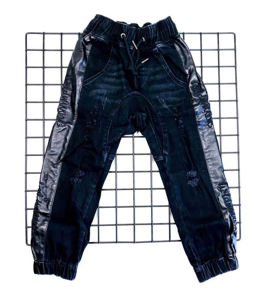 Warrior Ripped Kids' Jeans - Upper Notch Club