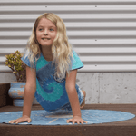 kids mindfulness mat