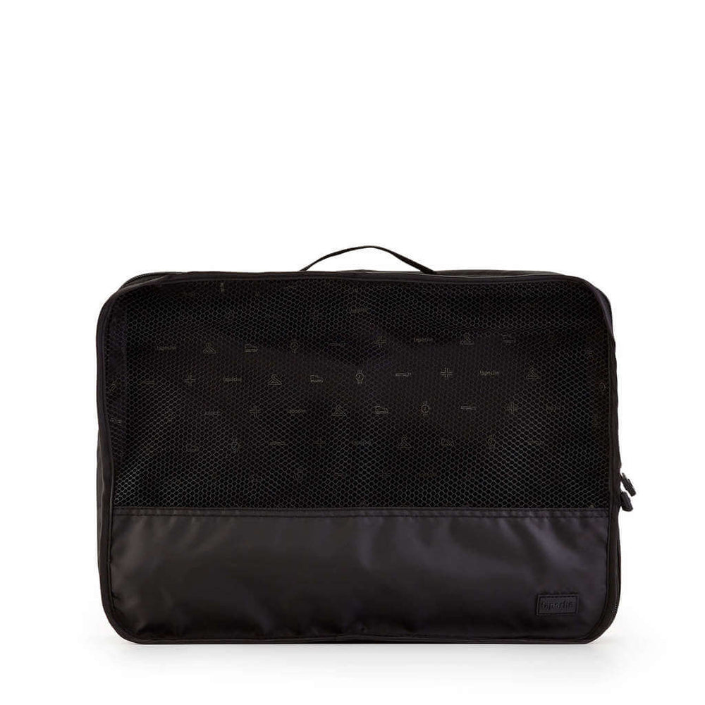 where to buy luggage organisers black