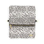 magnetic running pouch leopard print