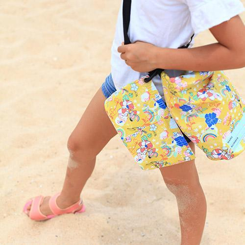 Dry Bag for Kids, Florality, Minnow Designs