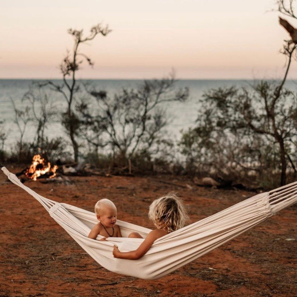 Outdoor Hammock, Swagger,  White