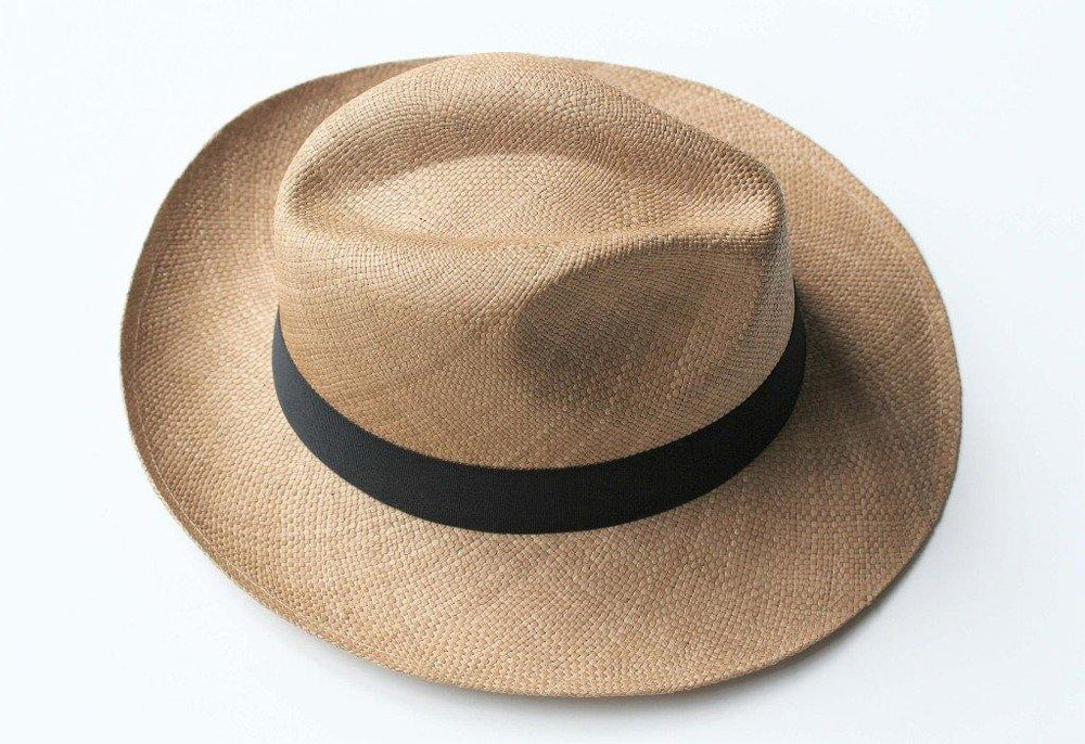 brown fedora hat for women