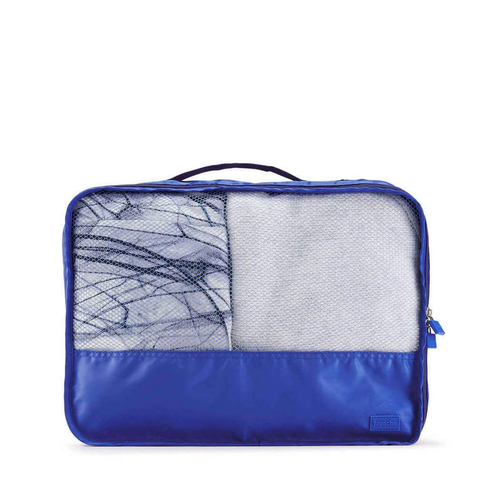 luggage organiser for travel large blue