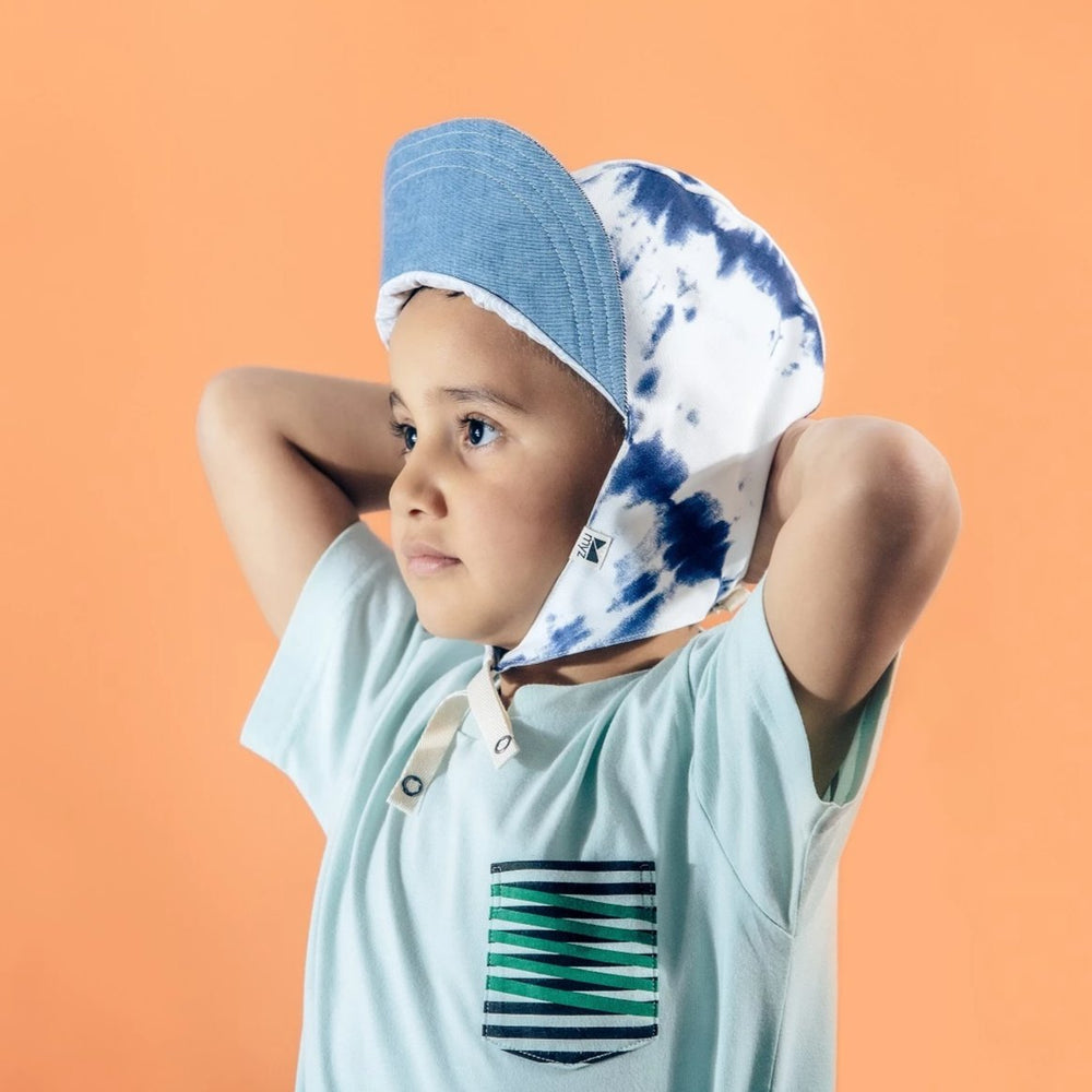 Kids' Sun Hats, Myz the label, Tie Dye