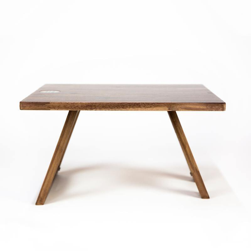 Folding Breakfast Table, Indi Tribe - Upper Notch Club