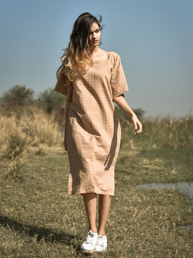The Work Chic Dress - DRESSES - IKKIVI - Shop Sustainable & Ethical Fashion