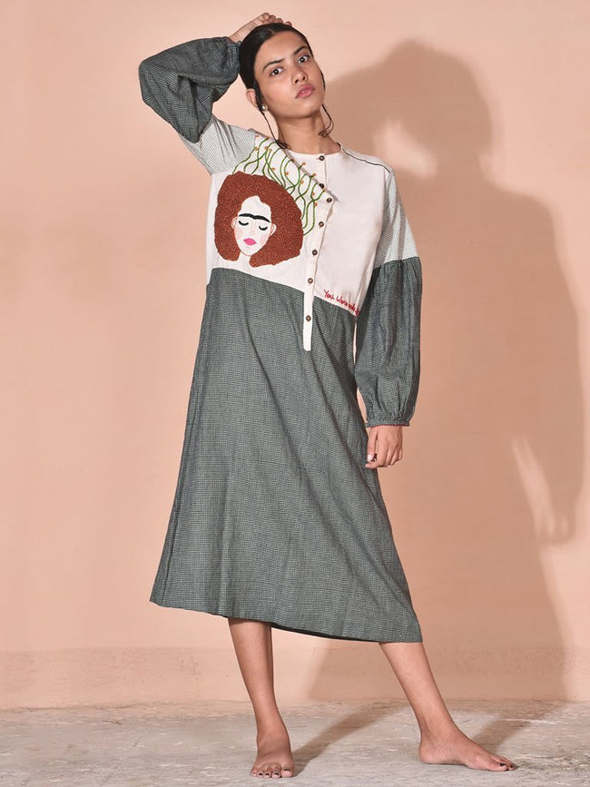 Fadumo - DRESSES - IKKIVI - Shop Sustainable & Ethical Fashion