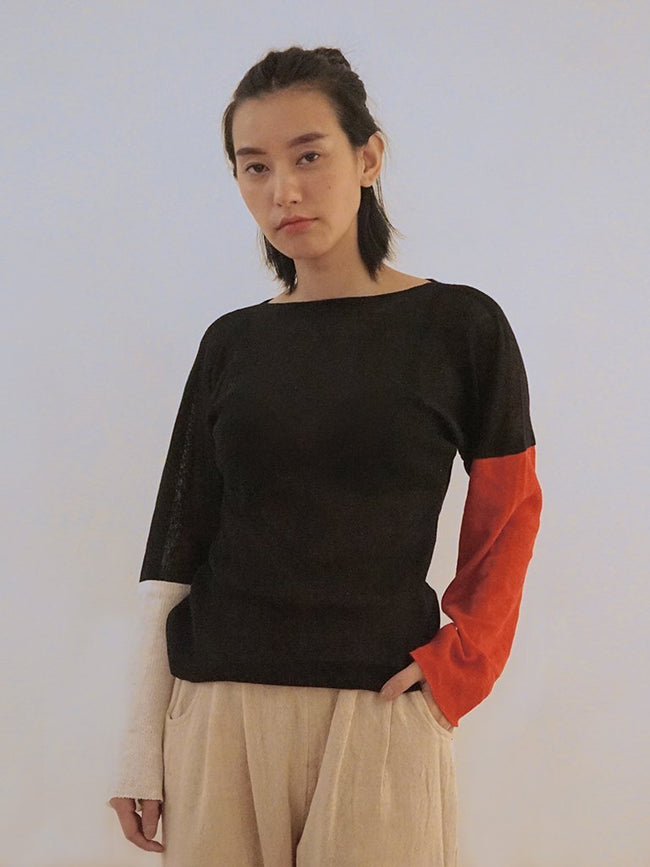 High Polarity Black - TOPS - IKKIVI - Shop Sustainable & Ethical Fashion