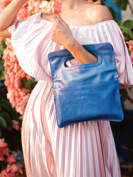 Neory Galaxy Blue - BAGS - IKKIVI - Shop Sustainable & Ethical Fashion