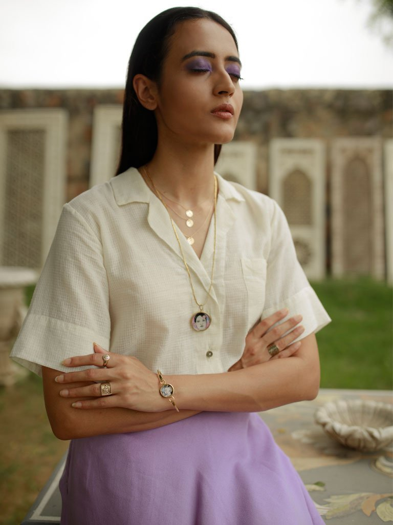 Notch Collars Are Cool - TOPS - IKKIVI - Shop Sustainable & Ethical Fashion