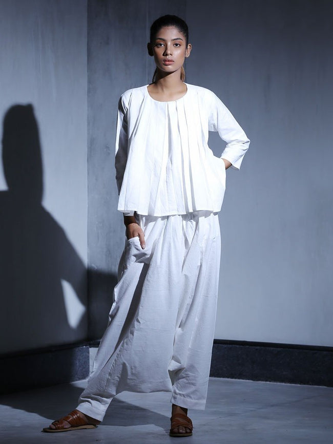 Higashi Coordinated Set - TOPS - IKKIVI - Shop Sustainable & Ethical Fashion