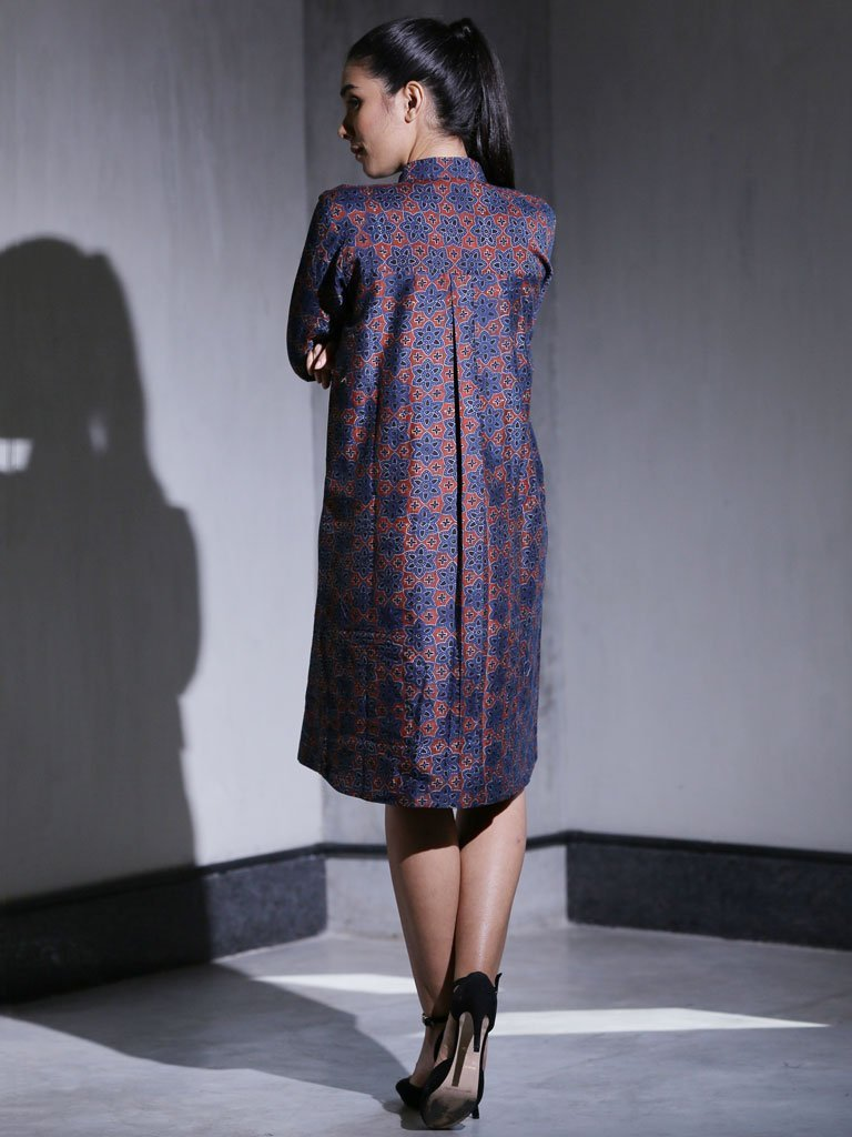 Abiko Dress - DRESSES - IKKIVI - Shop Sustainable & Ethical Fashion