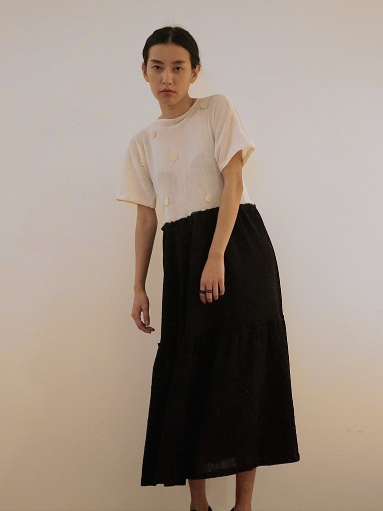 Mono - DRESSES - IKKIVI - Shop Sustainable & Ethical Fashion