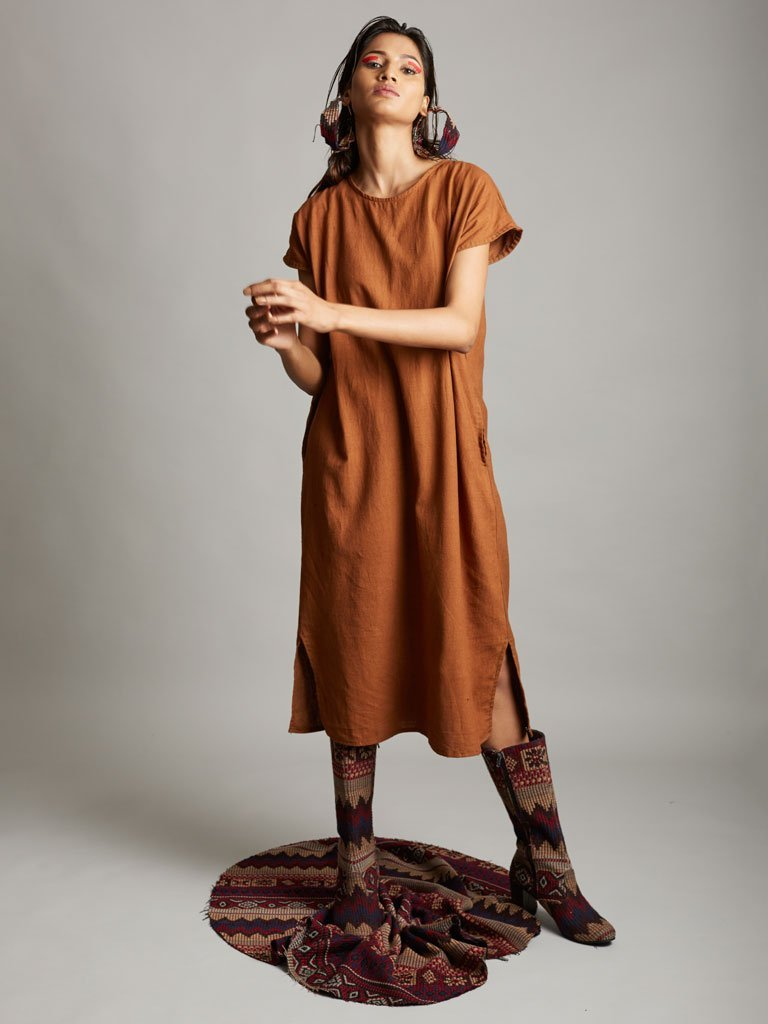 Vehement Vibes - DRESSES - IKKIVI - Shop Sustainable & Ethical Fashion