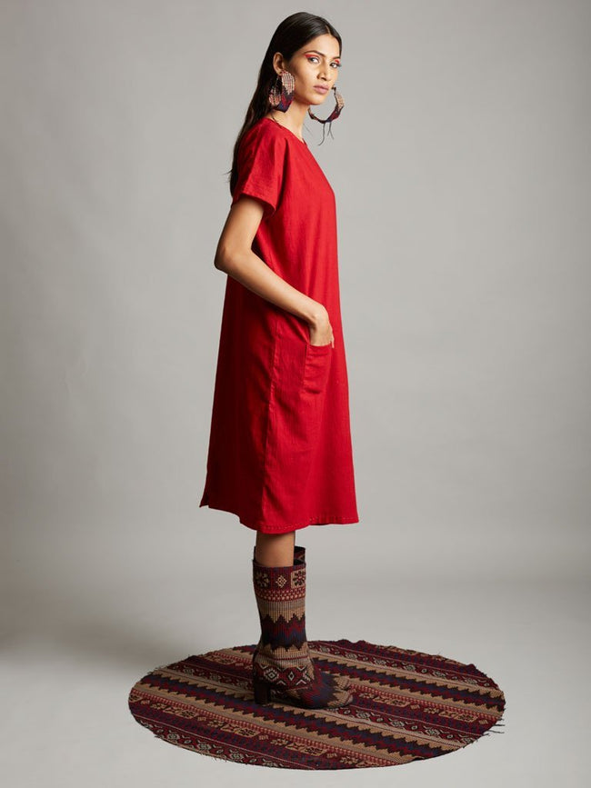 Fierce Resolve - DRESSES - IKKIVI - Shop Sustainable & Ethical Fashion