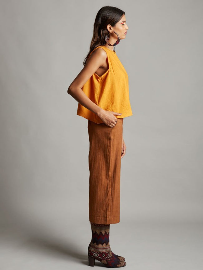Beaming Horizon - BOTTOMS - IKKIVI - Shop Sustainable & Ethical Fashion