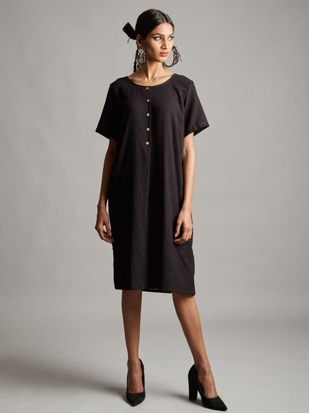 Delirious Depths - DRESSES - IKKIVI - Shop Sustainable & Ethical Fashion
