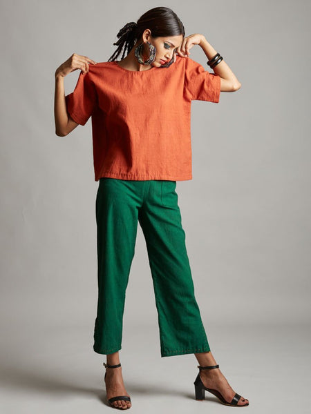 Blazing Bouts - TOPS - IKKIVI - Shop Sustainable & Ethical Fashion