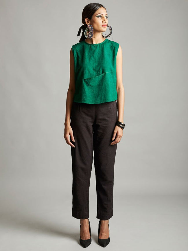Synergic Stillness - TOPS - IKKIVI - Shop Sustainable & Ethical Fashion